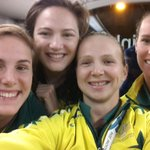 "Well done Ladies! ""@Mel_Schlanger: World record selfie! #Glasgow2014 @cate_campbell @bronte_campbell @emmamckeon http://t.co/37JbMiensS"""