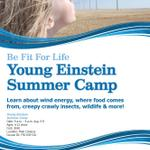 RT @kriskross: Sign up for Young Einsteins Camp Aug. 5-8 at @LethCollege Its $160 for kids ages 6-12! #yql @Lethliving http://t.co/4twGK5BSyn