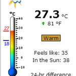Dewpoint has hit 20C in #yqr. Its muggy. See http://t.co/s9YhcZNzcm for more live yqr weather. http://t.co/3iY0ikaAJi