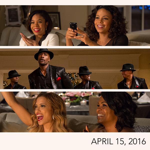 We're Coming Back!!!!! THE BEST MAN'S WEDDING! APRIL 15, 2016! http://t.co/6rdsaRhLnK