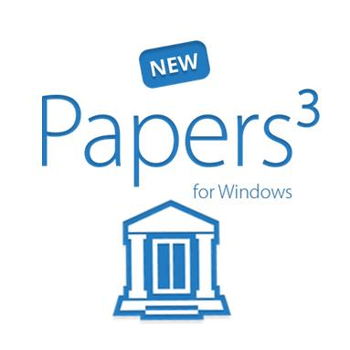 Boom! Here it is: the all new Papers 3 for Windows. Your research, full speed ahead! http://t.co/z7ivjkzbiN http://t.co/7vGXF6UKaD