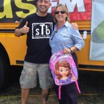 RT @Sueparrigin: Another great community project! Stuff the bus! See @tonyroseshow at @bluegrasscell Support our kids! #BGKY #WKU http://t.co/KNDiWdMxps