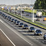A sobering photograph. The Dutch victims of #MH17 return to the Netherlands. http://t.co/MiZP11iL5g
