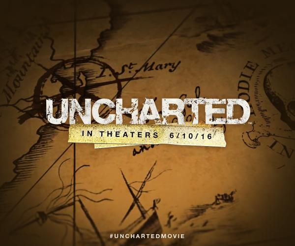 Exciting news: the new #UnchartedMovie officially hits theaters on 6/10/16. Mark your calendars! http://t.co/bu2ijs1hHa