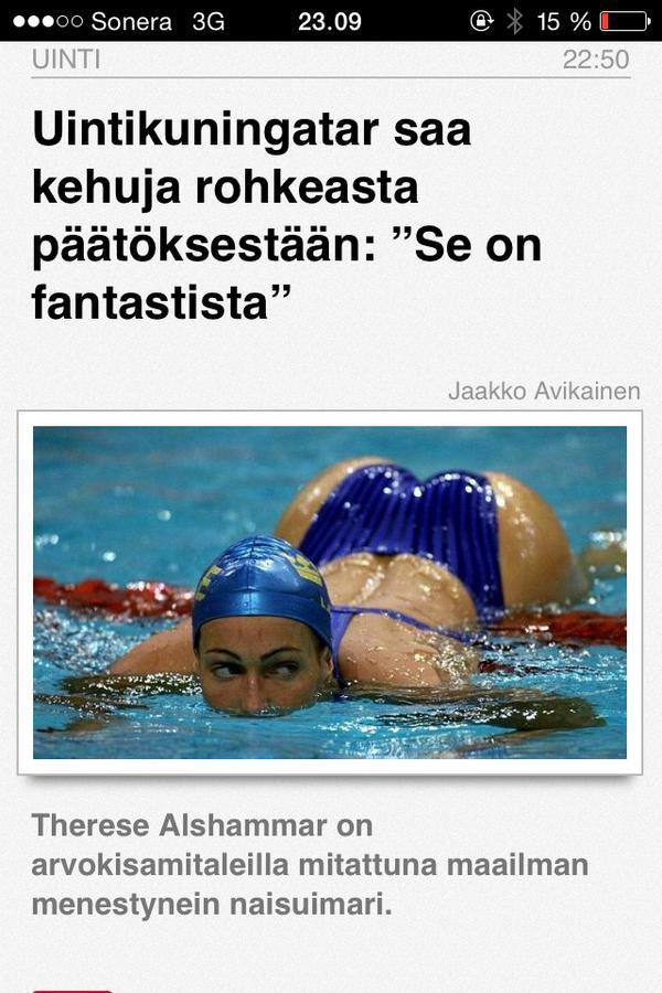 Hei @iltasanomat . Kuvavalintanne. Really?! http://t.co/l3MEqHnBII