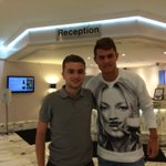 RT @MatthewCareford: Just met Federico Viviani in Leeds! #lufc http://t.co/qd8Q2Aete8
