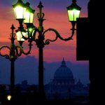 #Roma Rosso di sera..estate sincera http://t.co/1ROQV8IvQI