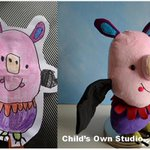 How cute is this? #Vancouver artist transforms kids' drawings into stuffed toys: http://t.co/7WRn5h4VJk http://t.co/H91DTdvwkI