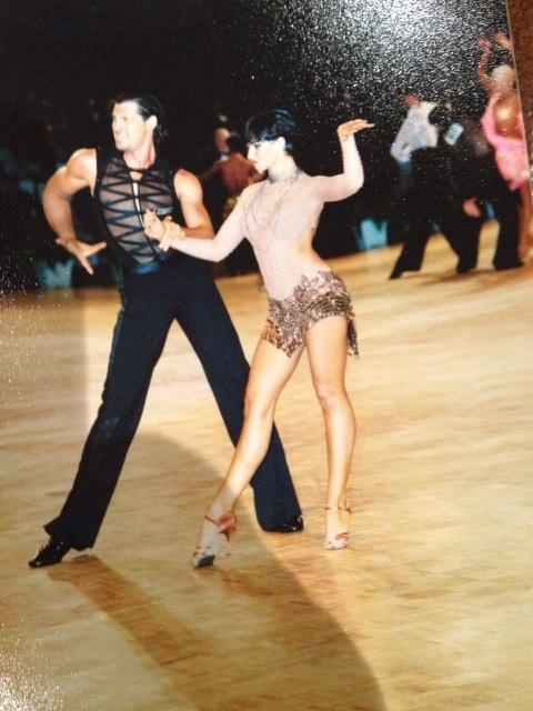 #ThrowbackThursday #tbt @MaksimC and my self at the @fountainblue hotel #Miami dancing Nationals http://t.co/mpzeSHS2eo