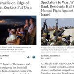 The @nytimes lopsided coverage of Israel-Palestine is an embarrassment. #pt http://t.co/Tm1cPr2kyP