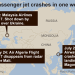 RT @latimes: The crash of #AH5017 is the third passenger plane crash this week http://t.co/P37FDAE3Ld