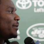 How did former #Titans star @ChrisJohnson28 look in his @nyjets camp debut? http://t.co/6bkdMzc1Ng http://t.co/1JuC9C0rah