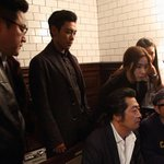 RT @kor_celebrities: BIGBANG TOP、映画「タチャ : 神の手」撮影現場 http://t.co/Zh52gCK9Yx