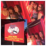 Put on your halos... PhotoBooth shenanigans at Singles Night #AtTheBigA! http://t.co/IVVzfZOpLS