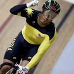 """@parliewalla360: Save Gaza: Malaysian cyclist in protest at Games http://t.co/wpkVAevA5t #SupportGaza http://t.co/1dYYQINO73"""