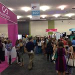 RT @spizarro: Amazing crowd here for #BlogHer14 at the San Jose Convention Ctr, back in the Bay Area where it started 10 years ago. http://t.co/LqKM915hy2