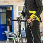 Did you cycle to work today?This new invention by a #Huddersfield tailor might interest you... http://t.co/FOdQjN7EGX http://t.co/d5HM2Nqx9D