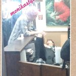 RT @5SOSUpdatesWW: Calum getting another tattoo, also where Michael got his eyebrow piercing. (@monikastyles72 @5SOSWWNews) http://t.co/bVJVUSfEZ3
