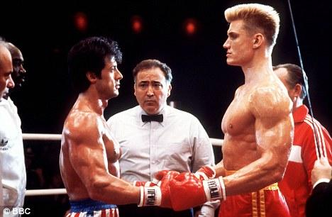 #MovieFacts - Stallone spent 9 days in hospital after Lundgren hit him for real while filming Rocky IV. http://t.co/pUcLpGD2OW