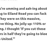 Oy Viviani a message from Vinnie Jones for ya! #lufc #MOT http://t.co/Q042XpWf8N