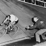 Vintage Commonwealth Games Perth 1962. Photo from the @statelibrarywa collection. #cycling #Glasgow2014 http://t.co/4Xrrgpn9NR