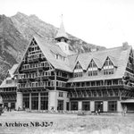 Happy 87th bday to the Prince of Wales Hotel, #Waterton opened OTD 25 July 1927 @WatertonAlberta @WatertonLakesNP http://t.co/MhIMSeGBFP
