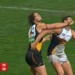 RT @WestCoastEagles: The Coxy farewell tour is temporarily on hold, due to this incident. WATCH: http://t.co/1EA0GVqe30 http://t.co/RzqhU0QCNS