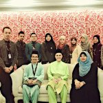 Thank you, Prof Tan Sri Dato Wira Dr Mohd Shukri. A sweet memory of meeting the President today. Selamat Hari Raya! http://t.co/5z49vymtEY