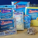 To celebrate the launch of Spontex Soap Filled Pads follow & RT to win this #FreebieFriday cleaning kit! http://t.co/IaixKlR7Dq