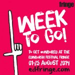 #edfringe starts in ONE WEEK!! RT if youre coming! https://t.co/iIy0Q6ihu0 http://t.co/EExtfLsszI