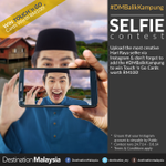 .@destination_my is giving RM100 TouchNGo cards this Raya, all you need to do is take a selfie #DMBalikKampung http://t.co/kHxHJho02C