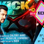 RT @9xmHaqSe: Catch the #BestOf #KICK with @BeingSalmanKhan & @Asli_Jacqueline today evening at 7pm on 9XM #HaqSe http://t.co/Mo4X9OzDsa