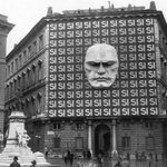 Benito Mussolinis Fascist Party headquarters, Rome, 1934 http://t.co/Afygy8AjqG