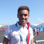 RT to say a big hello to our Ambassador @TomDaley1994 from @weRengland who's arrived in the Athletes' Village! http://t.co/1lhjUnJgN5