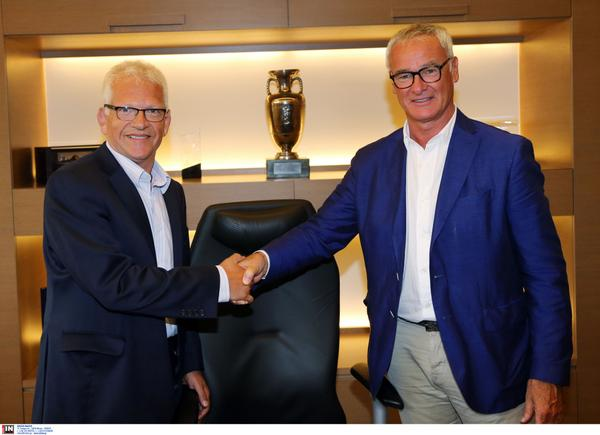 BtYrc6iCcAA0Fjz Claudio Ranieri has been appointed as the new manager of Greece