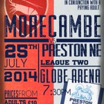 RT @ShrimpsOfficial: @ShrimpsOfficial vs @pnefc 7:30 tonight, kids go free: http://t.co/IvjujMdZAN http://t.co/x00mGYLwXQ