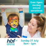 Fun for the whole family at the HBF Arena Open Day on Sunday! Free fitness classes, kids activities and more #perth http://t.co/3Ctgo7g0IV