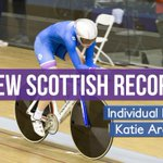 RT @Team_Scotland: Cycling Alert! New Scottish Record for @_katiearchibald! #GoScotland http://t.co/Jj3GrbRWpb