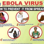 RT @Naijamedics: Please RT: HOW TO PREVENT EBOLA VIRUS FROM SPREADING http://t.co/X4HcS7kCHe via @MedicalworldNig