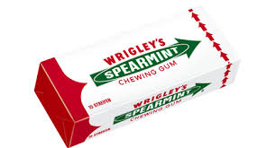 wrigleys spearmint
