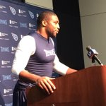 #Titans Wesley Woodyard at the podium. http://t.co/VeijGKDjYp