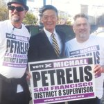 Great pic of #DanChoi, @mitchhightower & I at #SanFranciscos #HarveyMilk Plaza. Visit: http://t.co/UOJJqt0WWj http://t.co/HLWkxT5Ih1