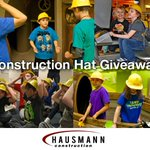 Visit @LincolnMuseum for a FREE Hausmann Construction hat thanks to our friends @BuildHCI. #LNKplay #LNK http://t.co/7zQe9YuDdE