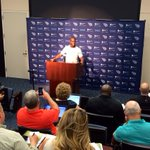 RT @TennesseeTitans: .@McCourtyTwins up next at press conference. #TitansCamp http://t.co/5co9Zol5jQ