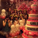RT @allkpop: Girls Generation celebrate their 7th anniversary in advance http://t.co/A0lKgveW4C http://t.co/CTlAn6qo6q