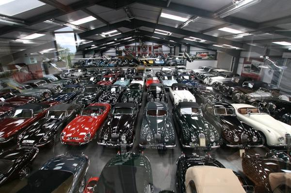 JLR Special Operations has bought the James Hull classic car collection (543 cars in all). We've got great plans... http://t.co/a9zcsGcOl8