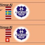 Unihoc Riga Cup Men Elite groups are published. 4teams from Latvia, one from Sweden and one from Switzerland. http://t.co/f94YeeL9Lq
