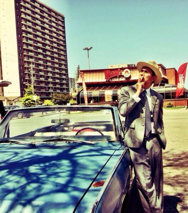 Vino G Bastian dari lokasi syuting film 3 Nafas Likas di Ottawa, Kanada! | #sedangproduksi @_VinoGBastian http://t.co/w37o68IOfv