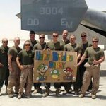 Cards for Danny coming as far away as #Afghanistan. Cpl Flye & his squadron VMM-261 send theirs #cardsfordanny #fox25 http://t.co/FNapmHShk3