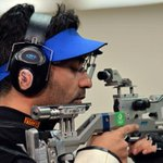 Abhinav Bindra wins gold for India in the #Glasgow2014 10m air rifle competition http://t.co/kGruWxzTTp http://t.co/hUArwPITtO